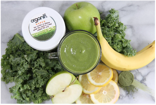 This Green Goodness Smoothie Has Everything Your Body Needs