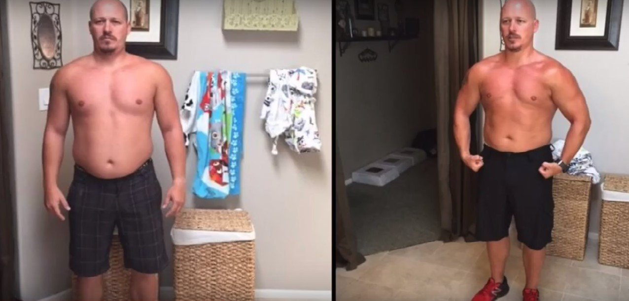 By Dropping Energy Drinks And Switching To Organifi Peter Reached His Goals