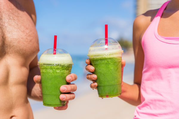 Drinking Green Smoothies but Gaining Weight?