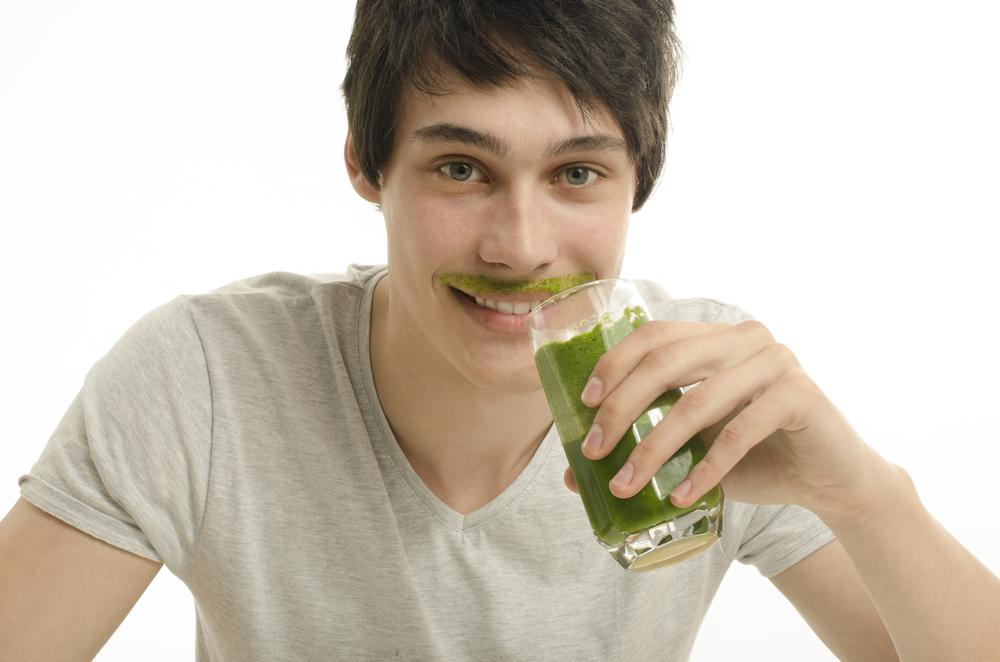 Clinical Trial Reports: Green Juice Improves Blood Pressure