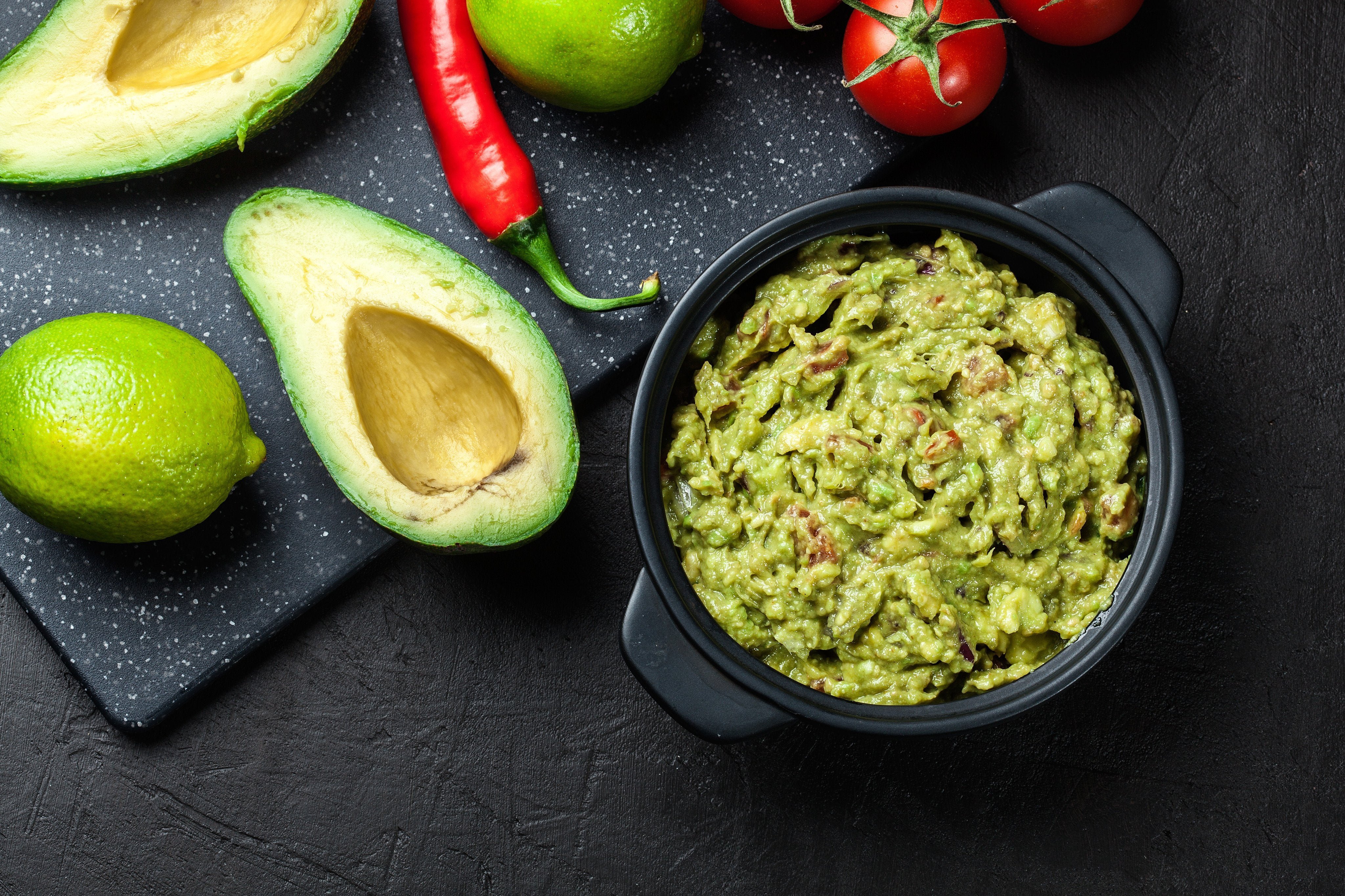 The Best Guacamole For Cinco de Mayo