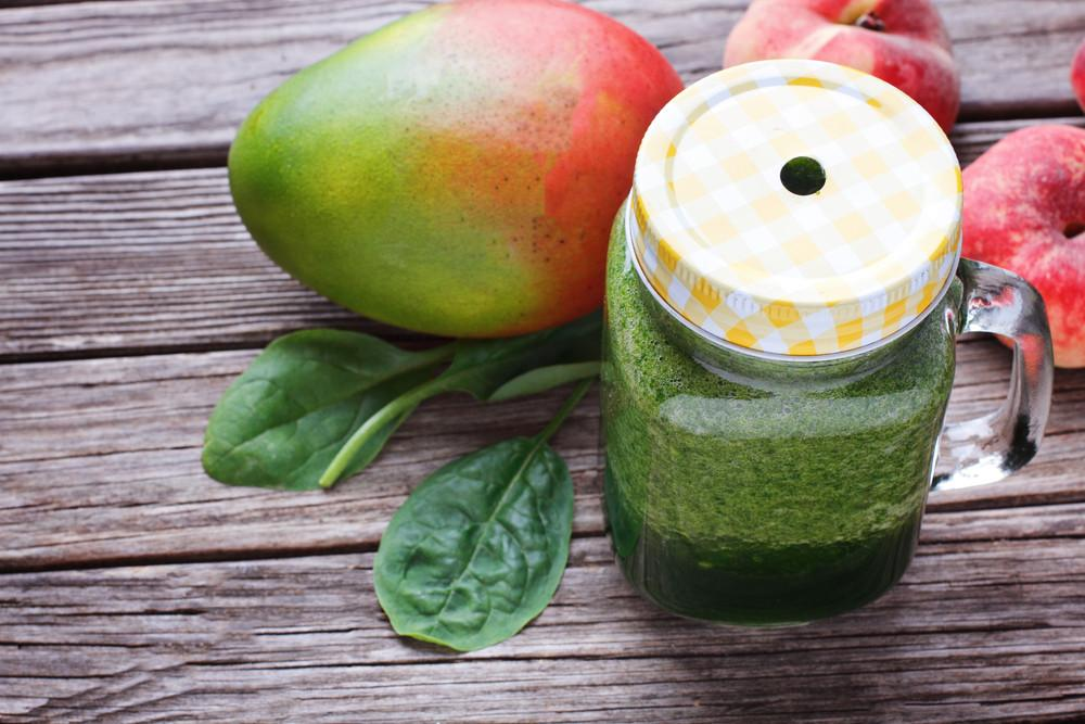 A Mango Protein Shake Recipe to Get You Ready for Summer Mornings