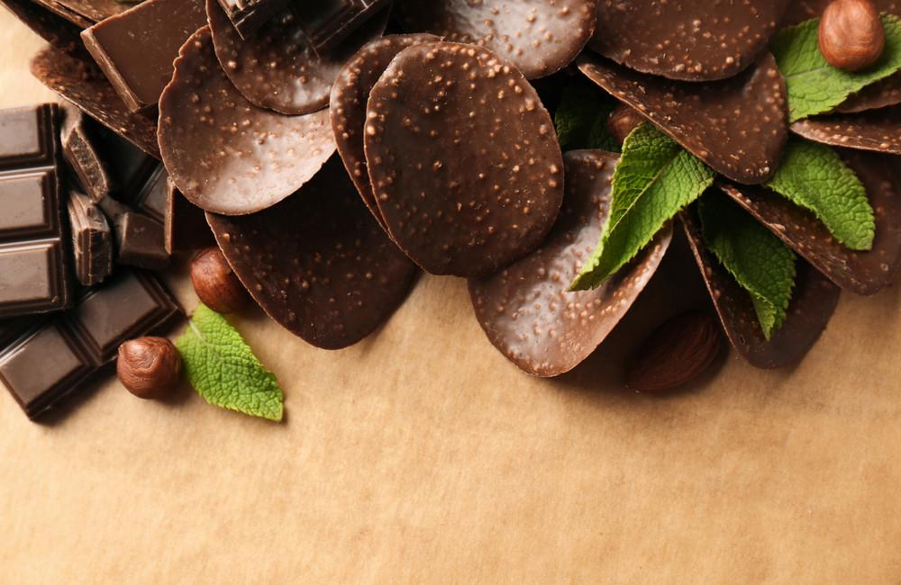 "These Energizing Mint Chocolate ""Chips"" Are FULL Of Antioxidants"