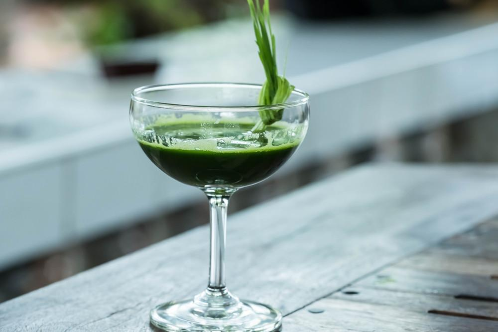 Quick & Easy Wheatgrass Shots: Make Once And Use ALL Week!
