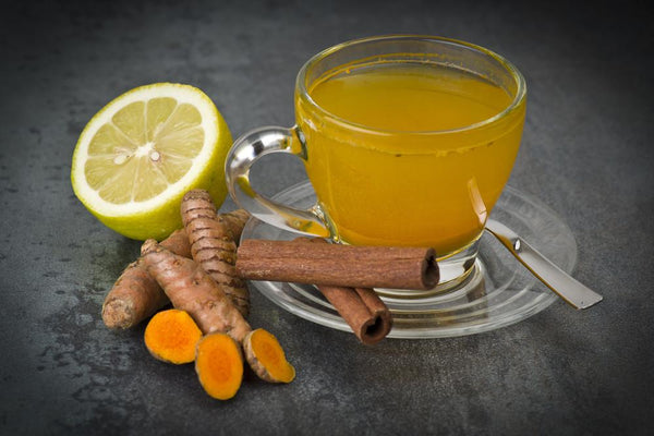 Try This Anti-Inflammatory Turmeric Tea