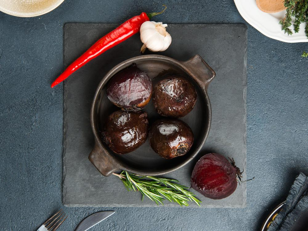 Barbecue Balsamic Beets For Detox And Vitamin C