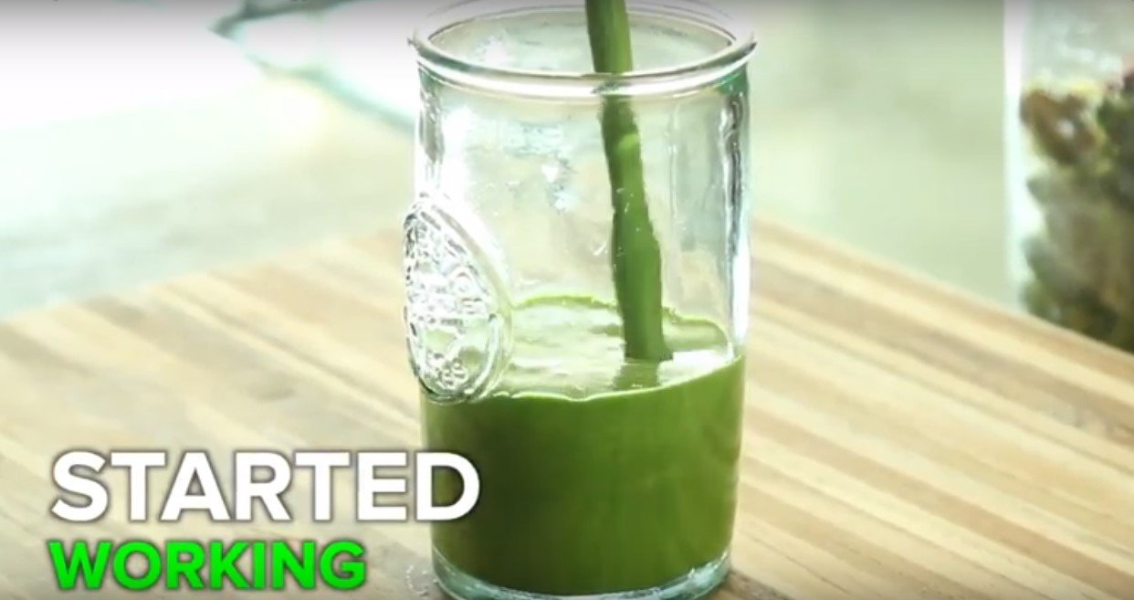 Family Man Discovers Energy And Confidence With Green Juice