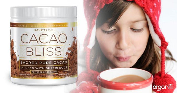 The World's First Raw Cacao Superfood Blend For Chocolate Lovers