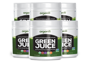 Green Juice One Canister