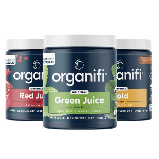 Organifi Sunrise to Sunset Power Box