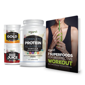 Organifi Workout Upgrade Bundle - Organifi