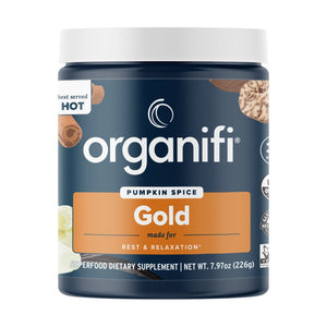 Limited Edition: Organifi Gold Pumpkin Spice