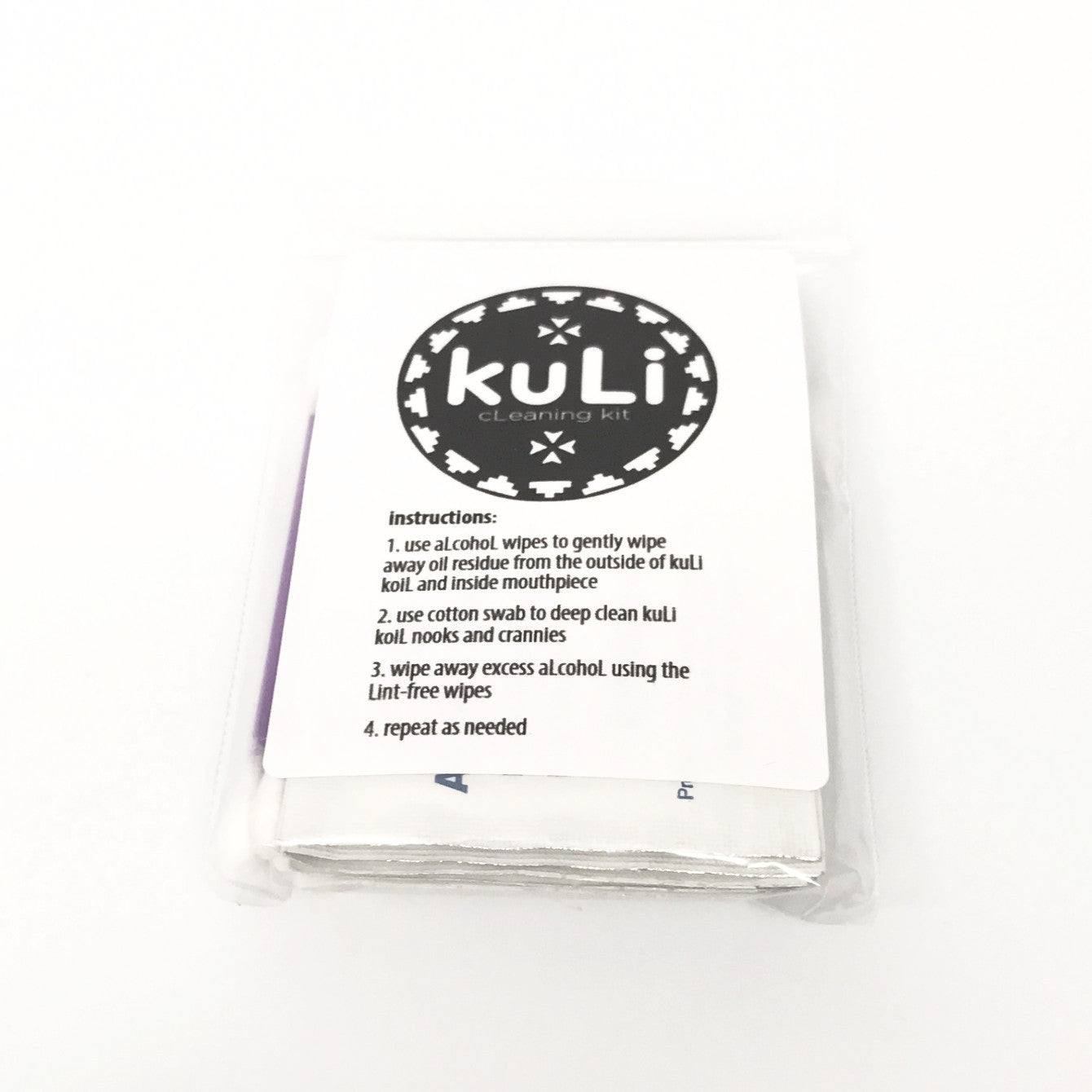 kuLi cLeaning kit