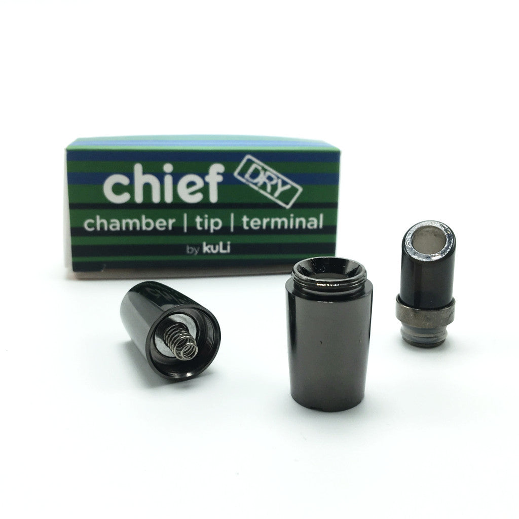 replacement chief DRY chamber | tip | terminal
