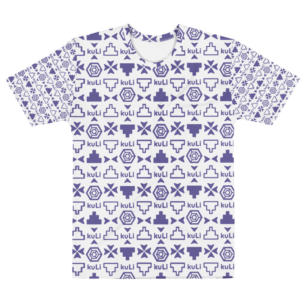 T-Shirt purpLe kuLi print