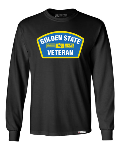 GOLDEN STATE VETERAN L/S SHIRT