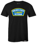 GOLDEN STATE VETERAN T SHIRT