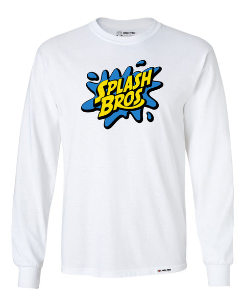 "DUBS DARE ""SPLASH BROS"" L/S SHIRT"