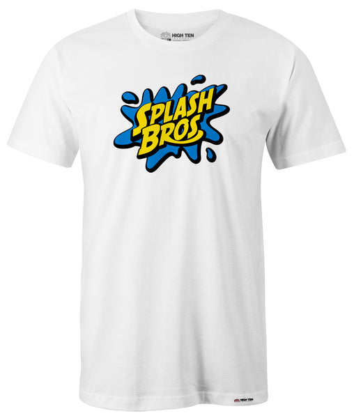 "DUBS DARE ""SPLASH BROS"" T SHIRT"