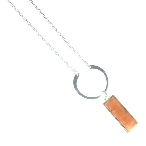 Big Island Koa Pendant Necklace
