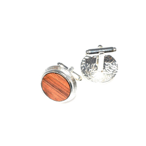 Big Island Koa Cuff Links