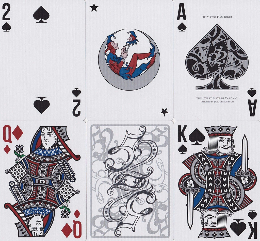 52 Plus Joker Limited Edition Playing Cards - RarePlayingCards.com - 10