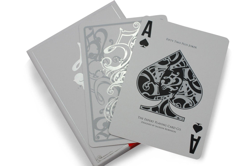 52 Plus Joker Limited Edition Playing Cards - RarePlayingCards.com - 8