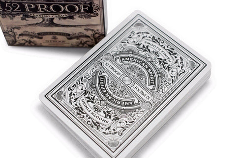 52 Proof Playing Cards by Ellusionist