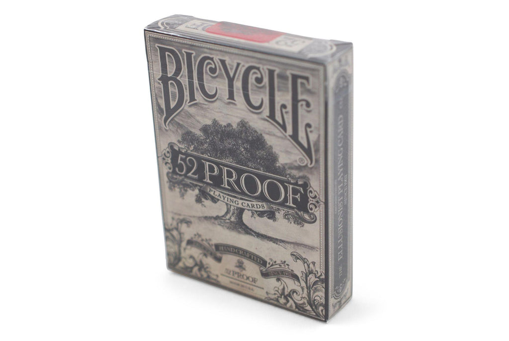 52 Proof Playing Cards - RarePlayingCards.com - 2