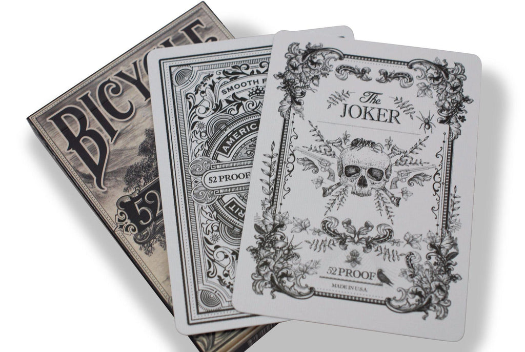 52 Proof Playing Cards - RarePlayingCards.com - 9