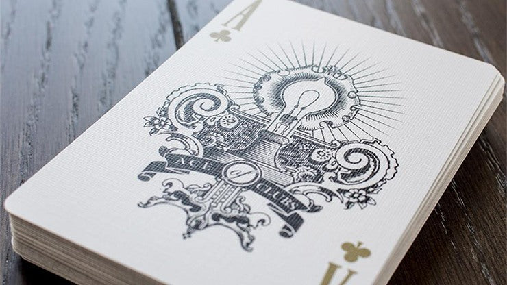 Innovation - Blue Signature Edition Playing Cards by Legends Playing Card Co.