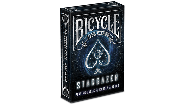 Bicycle Stargazer Playing Cards by US Playing Card Co.
