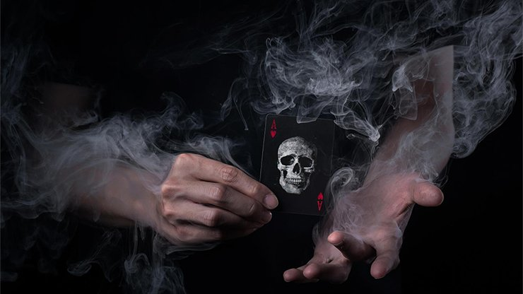 Dead Soul Bicycle Playing Cards by US Playing Card Co.