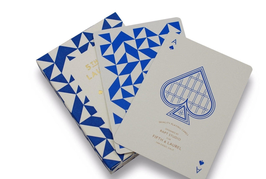 5th & Laurel Playing Cards by Theory11