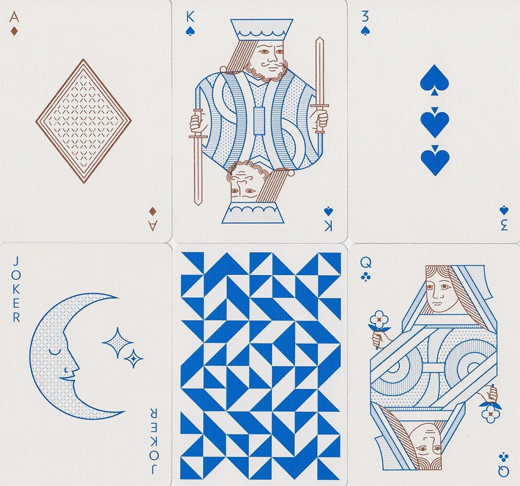5th & Laurel Playing Cards - RarePlayingCards.com - 9