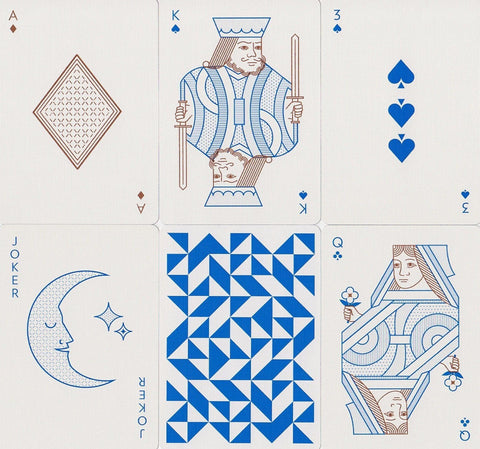 5th & Laurel Playing Cards - RarePlayingCards.com - 1