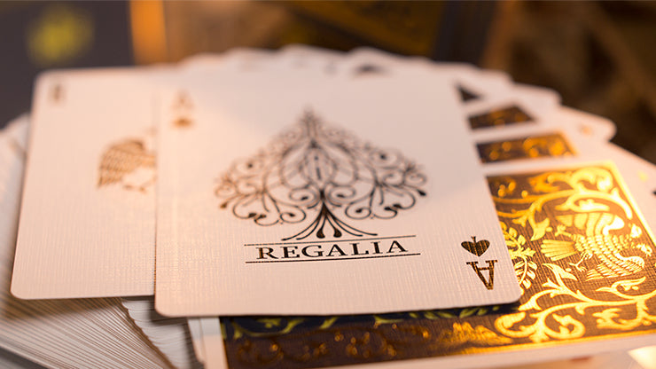 Regalia Playing Cards by Shin Lim