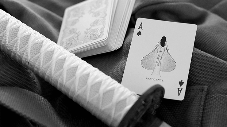 Innocence Playing Cards by Daniel Schneider