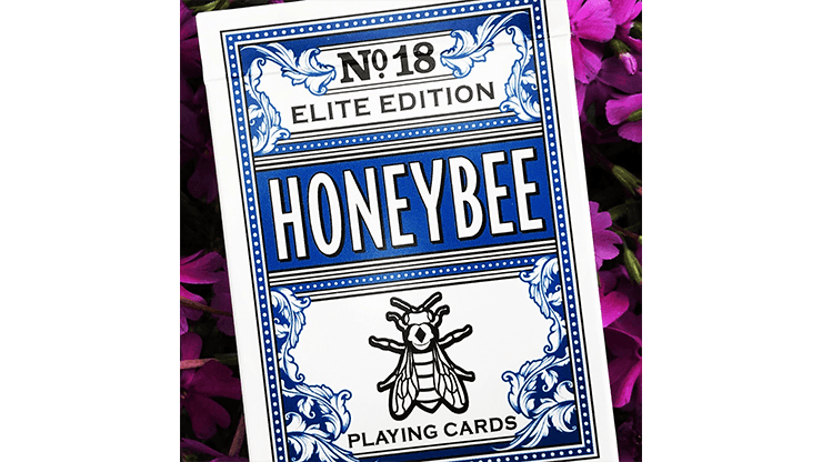 Honeybee Elite Edition Playing Cards by Penguin Magic
