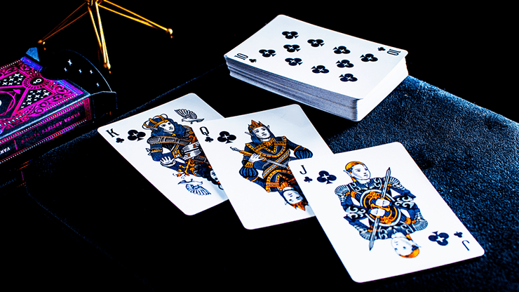 The Planets: Venus Playing Cards by Vanda