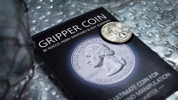 Gripper Coin (Single/U.S. 25)