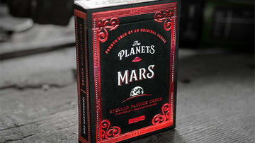 The Planets: Mars Playing Cards by Vanda