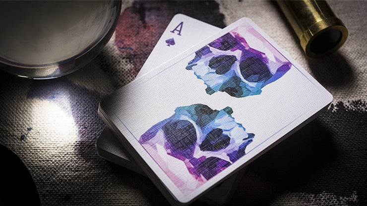 Memento Mori NXS Playing Cards by Murphy's Magic