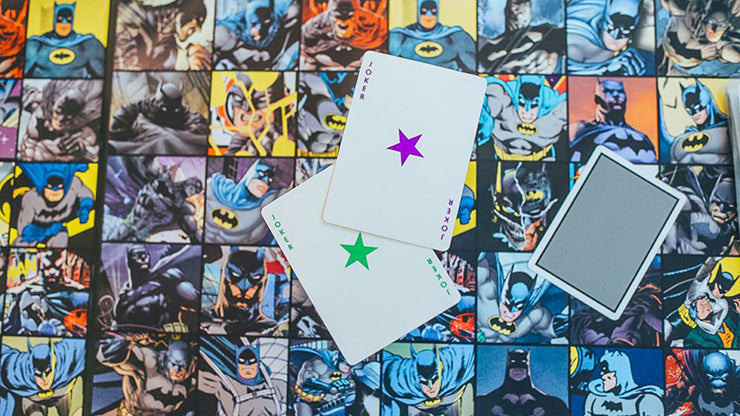 Super NOC V2 : BATNOCs Playing Cards