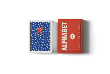 Alphabet Playing Cards Playing Cards by US Playing Card Co.