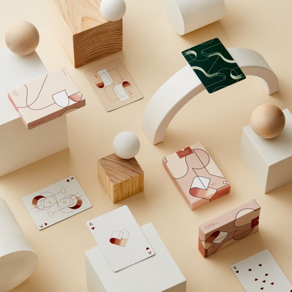 Balance Playing Cards by Art of Play