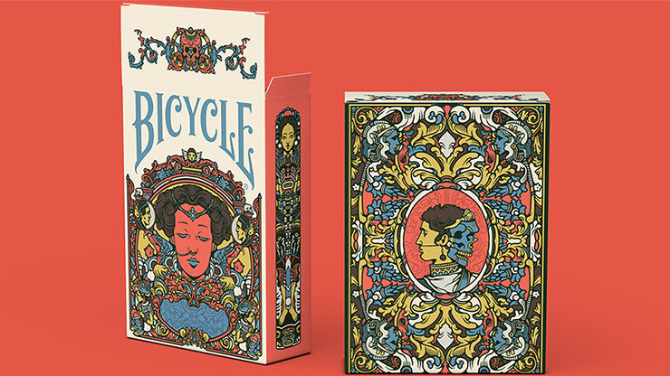 Bicycle Artist Second Edition