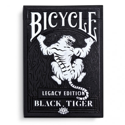 Bicycle Black Tiger Legacy Edition