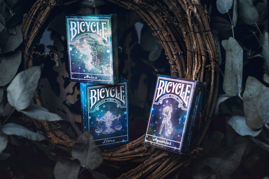 Bicycle Constellation Aquarius Playing Cards by Bocopo Playing Card Co.