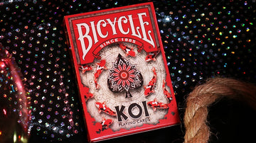 Bicycle Koi Playing Cards by Collectable Playing Cards
